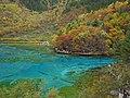 九寨沟最美的时节 - The Best Time of Jiuzhaigou - 2011.10 - panoramio.jpg