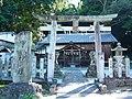 大淀町今木 甲神社 Kabuto-jinja, Imaki 2011.7.10 - panoramio.jpg