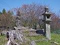 山神 宇陀市室生にて 2013.4.13 - panoramio.jpg