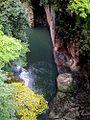 猿橋より桂川を見下ろす - panoramio.jpg