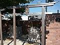 貴志川線貴志駅構内 いちご神社 Ichigo-jinja in Kishi station 2011.7.15 - panoramio.jpg