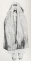 쓰개치마를 쓰고 등교중인 1900년대의 이화학당 학생.png