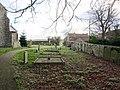 -2019-01-14 Churchyard of Saint Michael and All Angels, Sidestrand.JPG