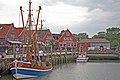 00 2647 Neuharlingersiel (Ostfriesland – Nordsee) - Hafenseite Ost.jpg