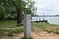 00 Mile Marker on Chesapeake and Ohio canal.jpg