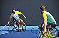 040912 - Adam Kellerman & Benjamin Weekes - 3b - 2012 Summer Paralympics.jpg