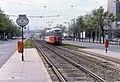 086R05300482 Wagramerstrasse – Arbeiterstrandbadstrasse, Blick Richtung Reichsbrücke, Haltestelle Arbeiterstrandbadstrasse.jpg