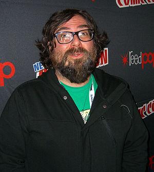 Chris Prynoski - Prynoski at the 2012 New York Comic Con