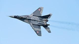 105 Polish Air Force MiG-29A Fulcrum ILA Berlin 2016 10.jpg