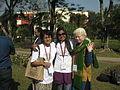 10th Anniversary Celebration of Bengali Wikipedia in Jadavpur University, Kolkata, 9-10 January, 2015 22.JPG