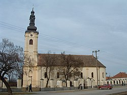 11 Лаћарак - православна црква - Laćarak - Orthodox Church.JPG
