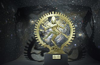 Nataraja Temple, Chidambaram - Nataraja – Shiva as the cosmic dancer, inspired the 10th-century Chola kings to rebuild the Chidambaram temple with stone and gold. A silver Nataraja, not Shivalinga, is the principal icon in this temple.