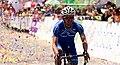 12 Etapa-Vuelta a Colombia 2018-Ciclista Salvador Moreno-Ganador de la etapa 12 1.jpg