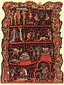 12th-century painters - The Garden of delighs (Hortus Deliciarum) - WGA15931.jpg