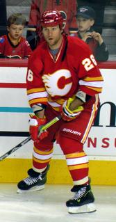 Dennis Wideman Canadian ice hockey player