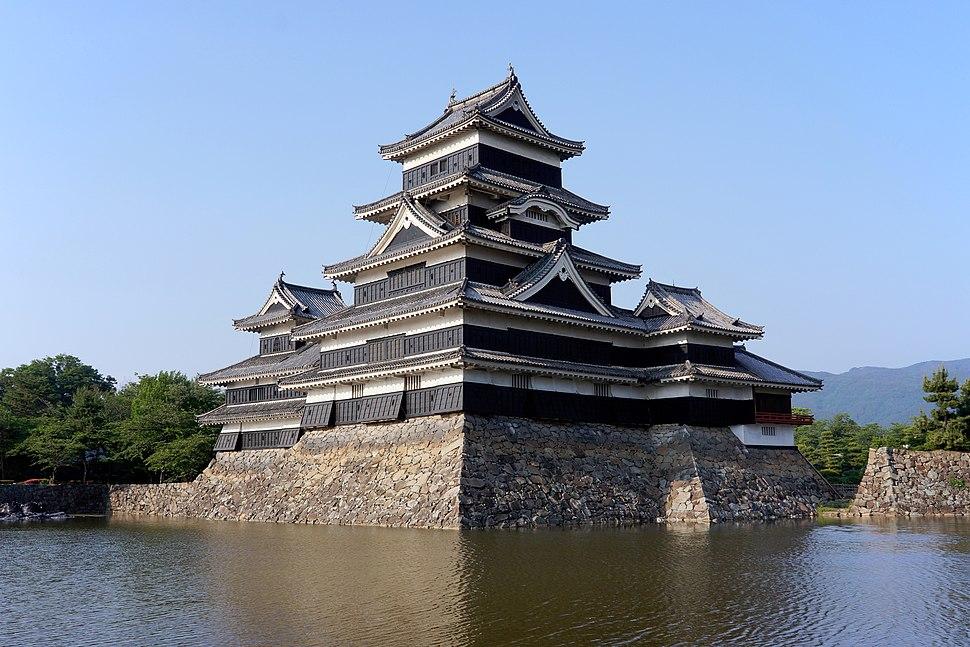 130608 Matsumoto Castle Matsumoto Nagano pref Japan02bs4