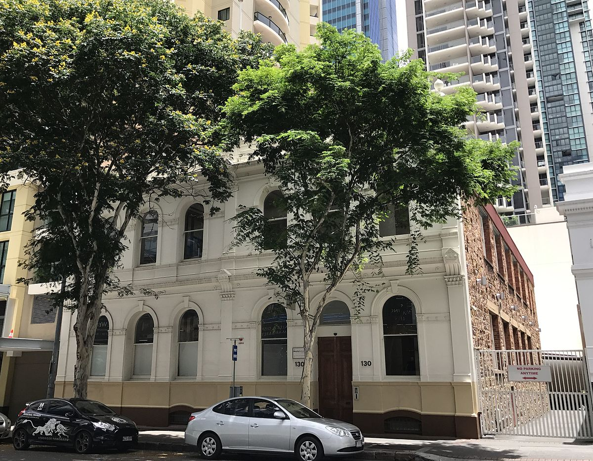 130 William Street Brisbane