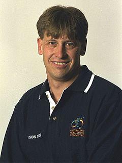 David Gould (basketball) Australian Paralympic wheelchair basketball player