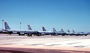 161st Air Refueling Wing - 161st Air Refueling Wing - KC-135 Stratotankers, Goldwater Air National Guard Base, Phoenix, Arizona