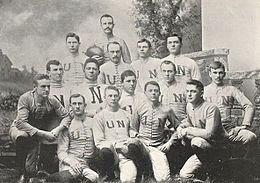 1891 Nebraska Cornhuskers football team.jpg