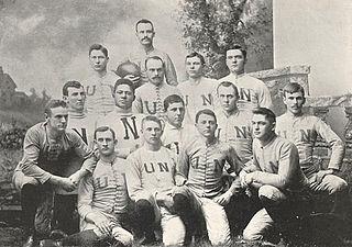 1891 Nebraska Old Gold Knights football team American college football season
