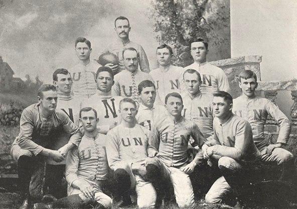 1891 Nebraska Cornhuskers football team