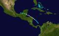 1893 Atlantic hurricane 2 track.png