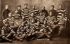 1897 VMI Keydets football team - Image: 1897 VMI Keydets football team