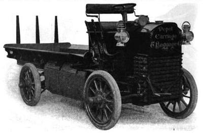 1906 Lambert model A truck