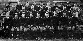 1916 Auburn Tigers football team American college football season