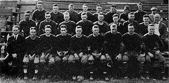 1916 Auburn Tigers football team - Image: 1916auburn