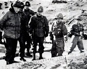 1951 Chung Baik Eisenhower