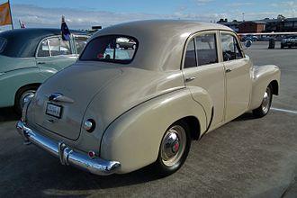 Holden 48-215 - Holden 48-215 sedan