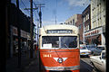 19660414 13 PAT PCC Streetcar, Brownsville Rd., Mt. Oliver, Pennsylvania.jpg