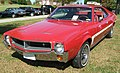 1969 Javelin SST red w white C-stripe fl.jpg