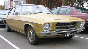 Holden Kingswood - 1971–1974 Holden Kingswood (HQ) sedan