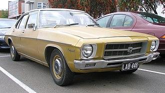 Holden Kingswood - 1971–1974 Holden Kingswood (HQ) sedan