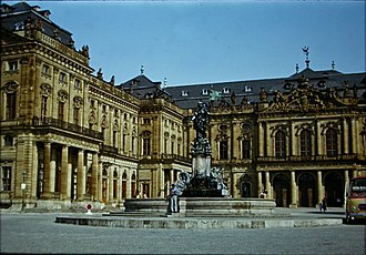 Lower Franconia - Würzburg Residenz