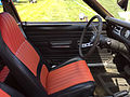1974 AMC Gremlin X red with white stripes AMO 2015 meet 6of8.jpg