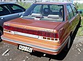 1987-1989 Nissan Pulsar (N13) Vector GXE sedan 02.jpg