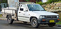1994-1997 Toyota Hilux (RN85R) 2-door cab chassis 01.jpg