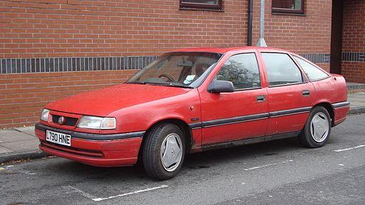 1994 Vauxhall Cavalier 1.8 GLS (15551918729)
