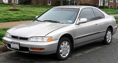 Honda accord wikiwand coupe facelift publicscrutiny Image collections
