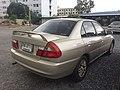 1999-2000 Mitsubishi Lancer (CK2) 1.8 SEi Limited Sedan (2018-07-03) 04.jpg