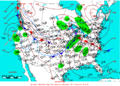 2005-01-02 Surface Weather Map NOAA.png