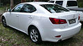 2005-2008 Lexus IS 250 (GSE20R) sedan 03.jpg