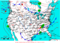 2006-04-26 Surface Weather Map NOAA.png