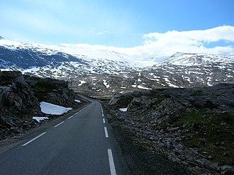 Norwegian Public Roads Administration - Image: 2006 06 17 Melfjellet 55