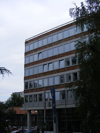 Radio Television of Serbia - RTS Headquarters