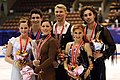 2007 NHK Trophy Ice Dancing Podium.jpg
